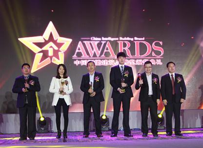2014年获得科技创新品牌奖